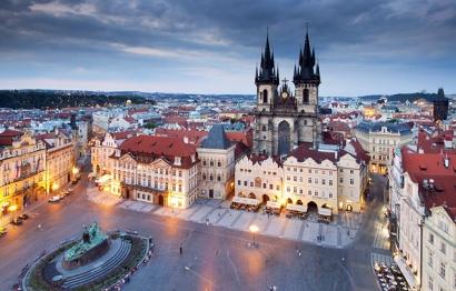 Įmonės steigimas Čekijoje su Jūsų pavadinimu